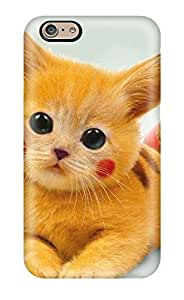 Hot Snap-on Cute Kittens Fan Art Hard Cover Case/ Protective Case For Iphone 6