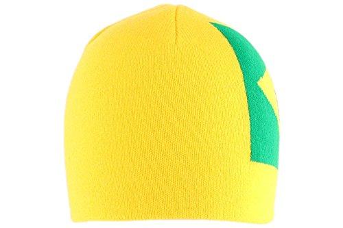 Création para de amarillo hombre Gorro punto Nyls dIq0Ad
