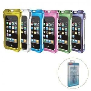 iPEGA(TM) Waterproof Protective Case Box for iPhone 4g & iPhone 4s - Black
