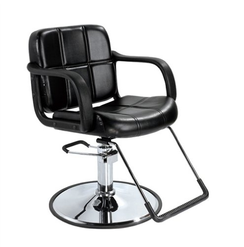 (Belleza Collection Hydraulic Barber Chair Styling Salon Beauty Equipment )