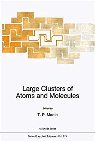 Large Clusters of Atoms and Molecules: Proceedings of the NATO Advanced Study Institute, Erice, Sicily, Italy, June 19-29, 1995 (Nato Science Series E:)