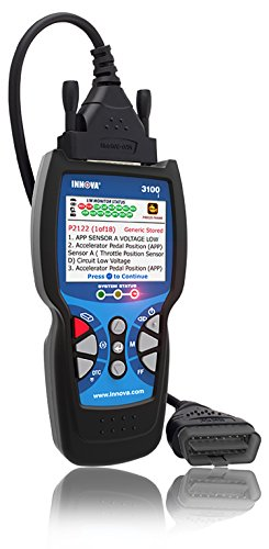 Innova 3100j Check Engine Code Reader Scan Tool With ABS