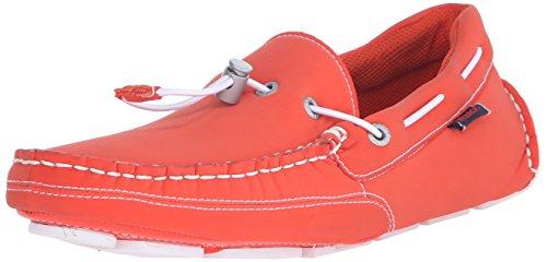 Orange Tie on Slip Men's Neoprene Loafer Kedge Sebago E0xf6qw4F