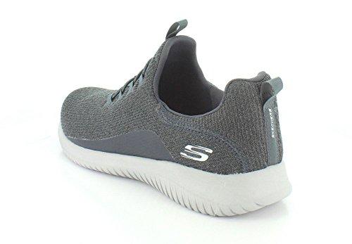 Skechers Sport Damen Ultra Flex Sneaker Holzkohle