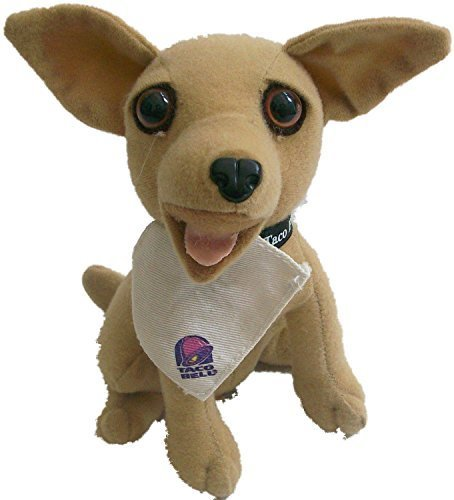Taco Bell Talking Chihuahua Dog You're Getting Hungry Very Hungry by Applause by Taco Bell
