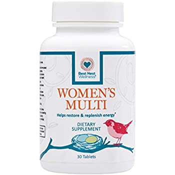 Whole Food Natural Multi Vitamin And Mineral Blend