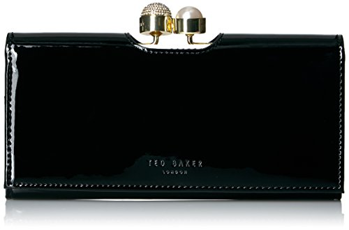 Ted Baker Kattia Wallet, Crystal Pearl Bobble Matinee,BLACK,One Size by Ted Baker