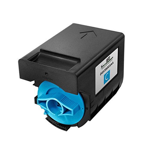 Speedy Inks - Compatible Cyan Laser Toner Cartridge Canon 0453B003AA GPR23 for Canon Color ImageRunner C3080i, C3480i, C2550, 2880, C2880i, C3080, C3380, C3380i, C3480
