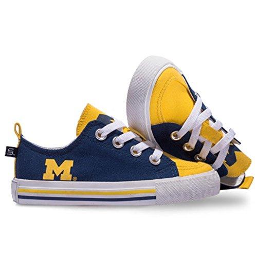 Michigan Sneakers Michigan Wolverines Sneakers