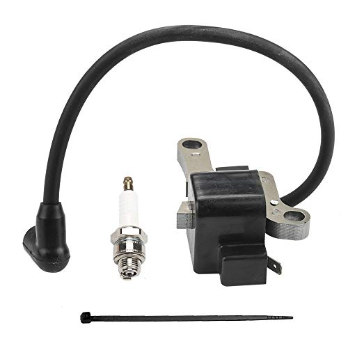 (Ignition Coil with Spark Plug for Lawn Boy Mower 99-2916 684048 684049 92-1152 99-2911 Toro Gold & Silver Series Parts Kit)
