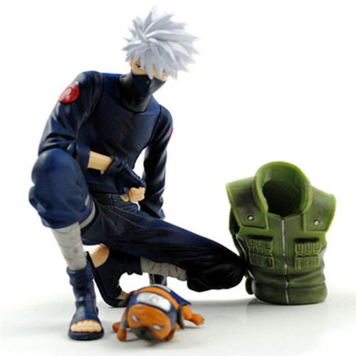 TONGROU Syaringan Hatake Kakashi PVC Action Figure figures dolls toy coplay