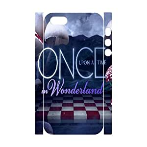 LSQDIY(R) Once upon a time iPhone 5,5G,5S Custom 3D Case, High-quality iPhone 5,5G,5S 3D Case Once upon a time