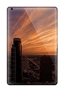 Durable Protector Case Cover With Clouds Like Silk Hot Design For Ipad Mini/mini 2