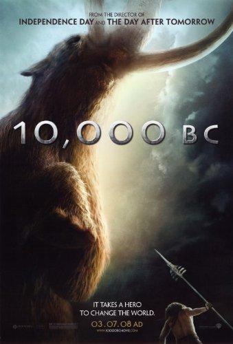Amazon.com: 10.000 B.C. Póster 11 x 17 Camilla Belle Steven ...
