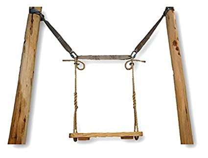 Amazon Com Hanging Kit For Hanging A Swings Between 2 Trees Swing