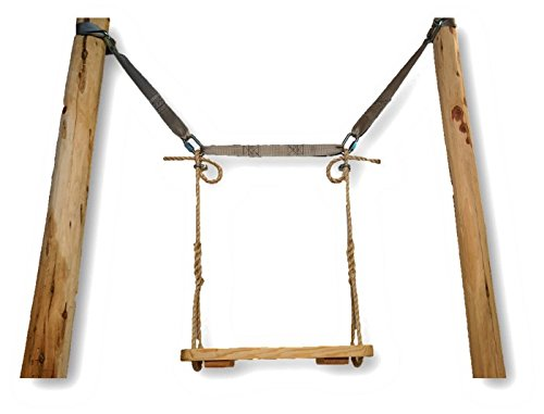 - Hanging Kit For Hanging A Swings Between 2 Trees/Swing Hanging Kit/ Made in USA//600# Weight Limit