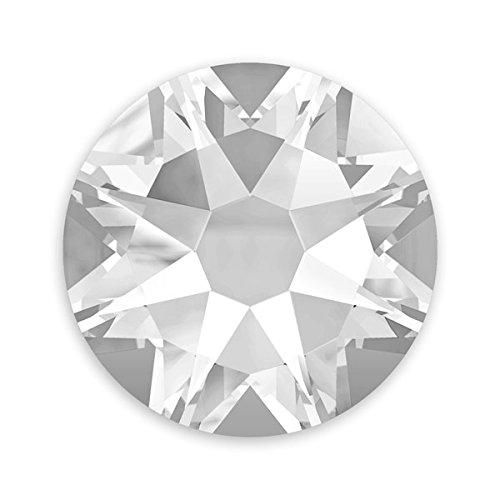 - Swarovski 2088 3mm Crystal Xirius Flat Back (Package of 50)