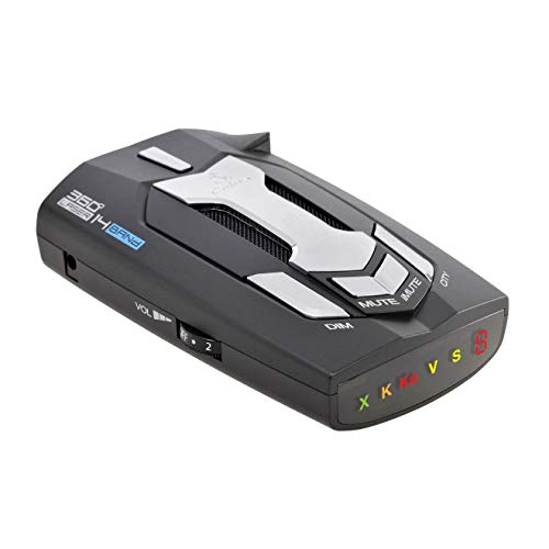 Cobra SPX 900 14 Band High Performance Digital Radar Laser Detector with Extreme Range and VG-2/Spectre/360 Degree Protection ()