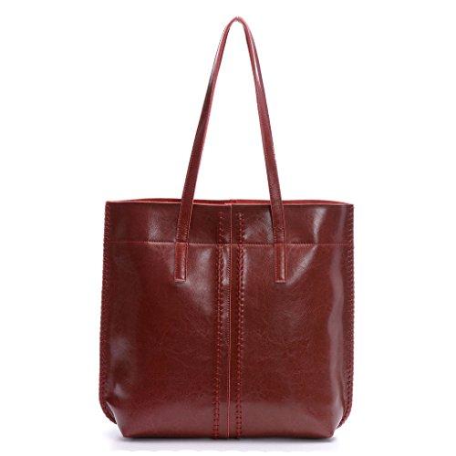 Classic Vintage Shoulder Bag - 5