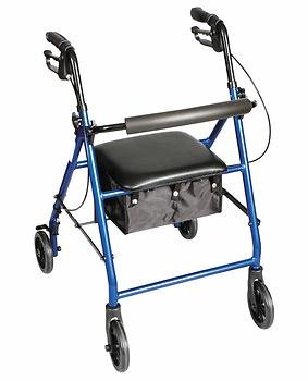 Carex Rollator A335-77- 1 Each, Pack of 4