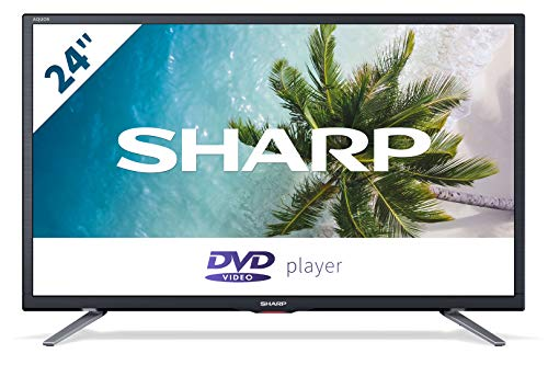 SHARP LC-24DHF4012E 60 cm (24 inch) televisie (LED HD TV) 24 inch LC-24DHG5112E