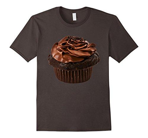 Mens Chocolat Muffin Last Minute Halloween Costume T-shirt 2XL (Awesome Halloween Costumes Last Minute)