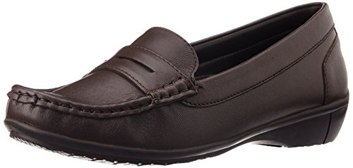 Hush Puppies Women's Leather Loafers and Mocassins