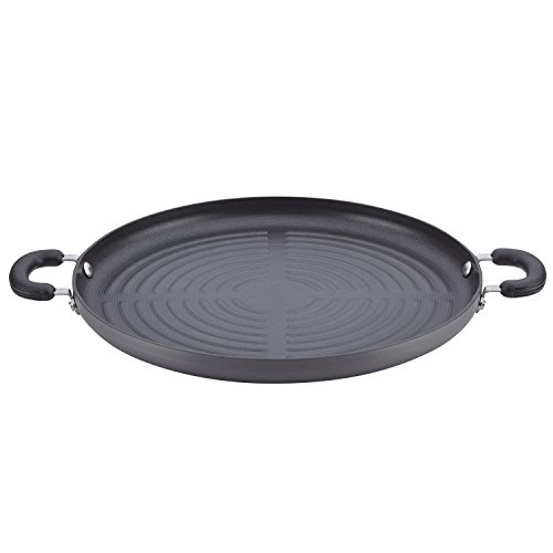 - Circulon 83851 Classic Cookware Jumbo Grill Pan, Medium, Gray