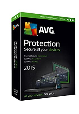 AVG Protection 2015, 1-Year