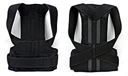 Shoulder Brace by HBPANDA - Frozen Shoulder Pain, Rotator Cuff Support for Injury Prevention (L)