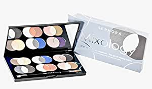 Sephora Mixology Eye Shadow Palette - Hot & Spicy Mix - The Art of Mixing Colors