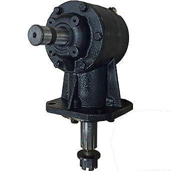 Omni Gear 40HP Shear Bolt Gearbox