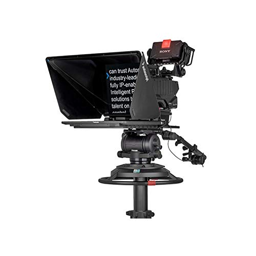 Autoscript EVO-IPS19 On-Camera Package with 19-Inch Prompt Monitor and Carbon Fiber Hood