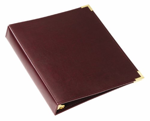 Cardinal Business Collection Presentation Binder, 1.5-Inch, Burgundy (1445 710) by Cardinal