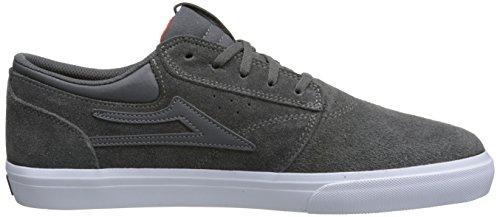 Lakai Griffin - Zapatos de cuero para hombre Gargoyle