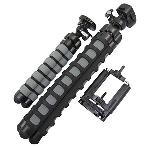 (HomeAmore Bundle, 2 Flexible Tripods, 7