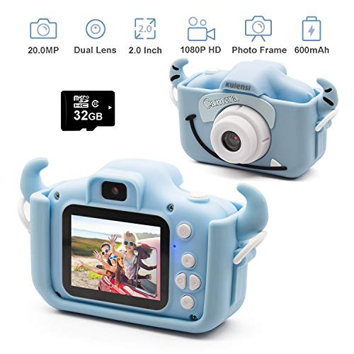 Kids Digital Camera Girls