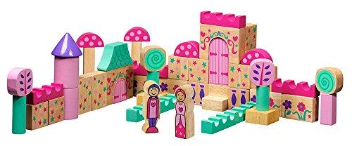 Lanka Kade BL18 Fairytale Building Block Playset