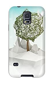 Jamie Scott Wallace's Shop 9810304K57382117 Anti-scratch And Shatterproof Peace Phone Case For Galaxy S5/ High Quality Tpu Case