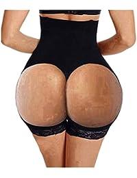 Hourglass Figure Butt Lifter Shaper Panties Tummy Control High Waisted Boyshort