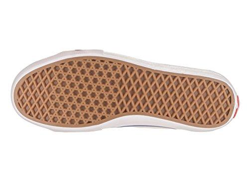 Vans , Chaussures de skateboard pour homme WHITE TRUE BLUE