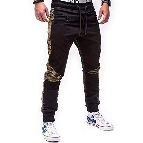 Chino Negro Diseñador Jeans De Panta Slim Patrón Chino Pantalones Carga Tejido Pantalones Skinny Regular Elástico Pantalones Camuflaje Jeans Hombre Longra De Pantalones Ropa Para De Pantalones gAwqv64I