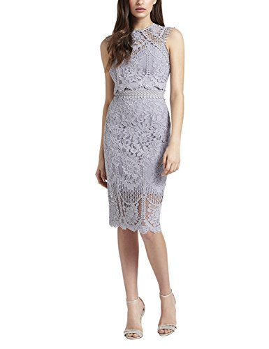 lipsy all over lace dress - 6