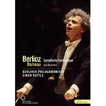 BERLIOZ: Symphonie Fantastique / RAMEAU, J.-P.: Les Boreades Suite (Rattle)