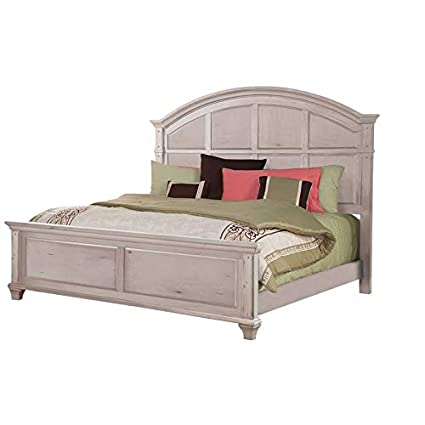 cd55c0d0622b Amazon.com  American Woodcrafters Sedona Vintage Style King Bed ...