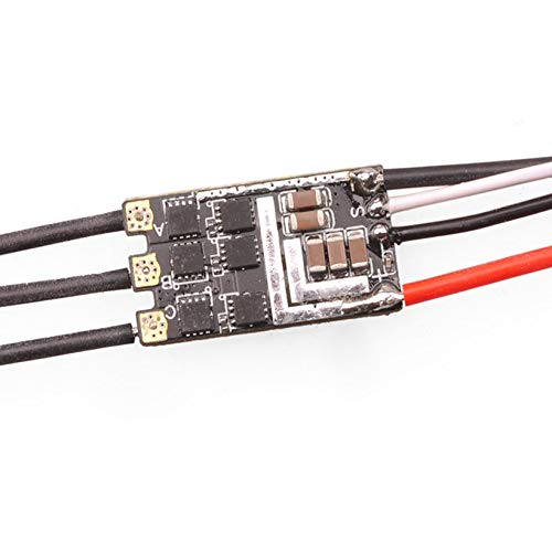 Wikiwand 4PCS Happymodel XS25A BLHELI_S ESC for 180mm to 280mm FPV RC Racing Drone by Wikiwand (Image #7)