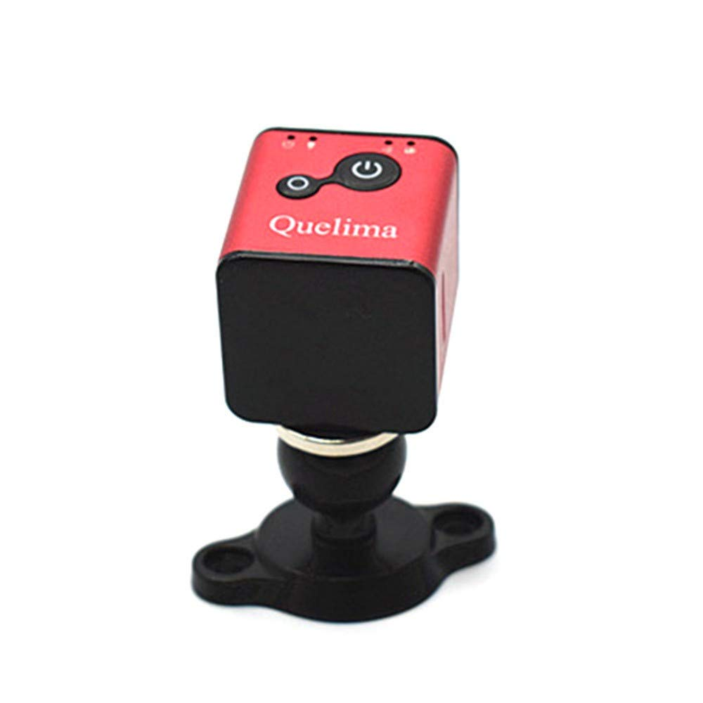 Quelima SQ13 Mini Full HD 1080P DV Sports Action Camera DVR Recorder Camera LCD Monitor Maoyou Red