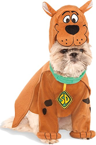 Scooby Doo Pet Suit, Medium - Daphne Shaggy Costumes