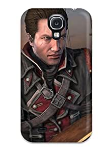 Garrison Kurland's Shop Tpu Shockproof/dirt-proof Assassin's Creed: Rogue Cover Case For Galaxy(s4)