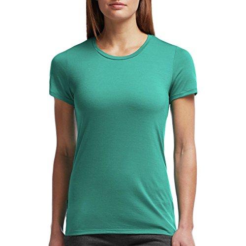 Icebreaker T-Shirt Tech Lite Short Sleeve Crewe - Camisa / Camiseta para mujer Nautical